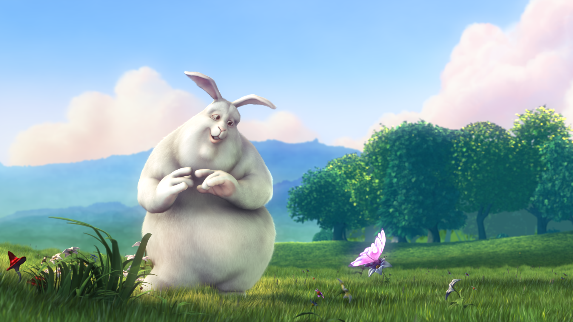 big bug bunny trailer