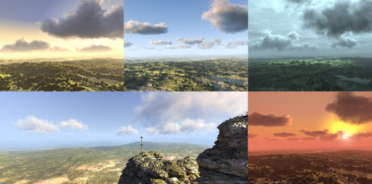 Big Buck Bunny » Blog Archive » We want volumetric clouds in