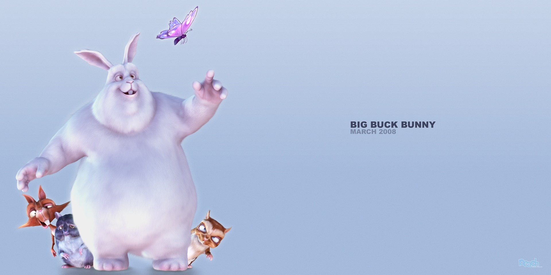 big buck bunny blog archive project peach is pretty proud to